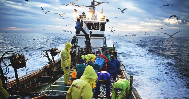北海道の漁